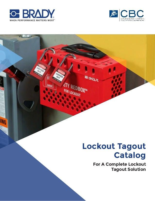 1-1//2 Inside Jaw Diameter Brady Steel Lockout Hasp with Tab