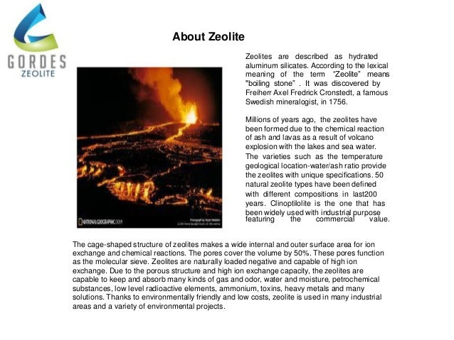 zeolite research papers Essays & papers synthesis of zeolite - paper example synthesis of zeolite to put the potential zeolites into perspective, this research work looks at the.