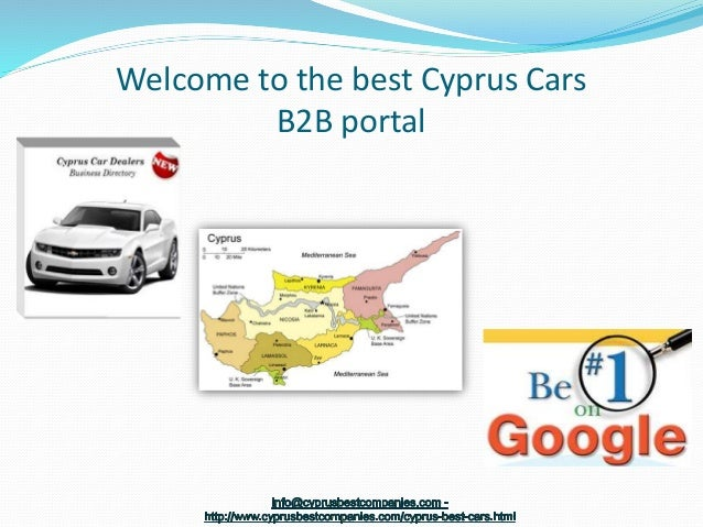Welcome to the best Cyprus Cars B2B portal