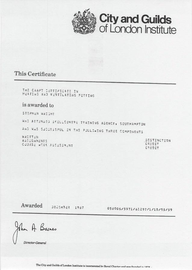 C&G etc pdf