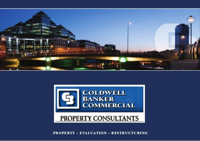 PROPERTY CONSULTANTSPROPERTY – EVALUATION – RESTRUCTURING