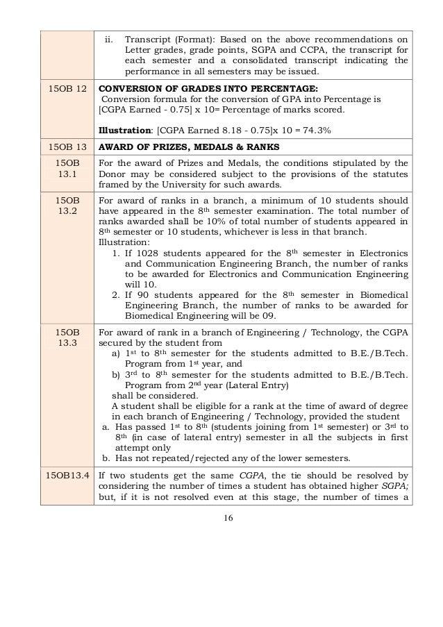 Cbcs regulations