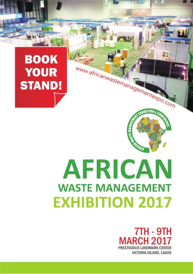 AFRO WASTE MNGT EXPO BROCHURE