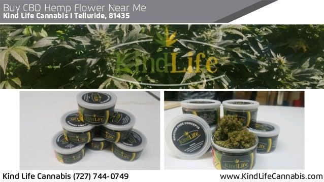 CBD Hemp Flower For Sale Near 81435