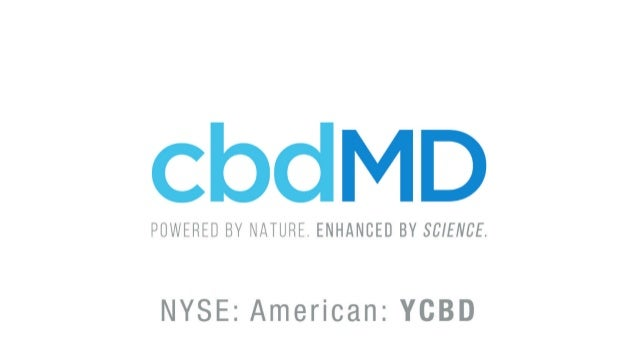 cbdMD  Presentation