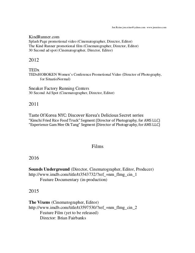 30 Second Test Resume Nmdnconference Example Resume And