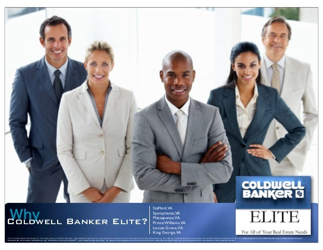 Stafford,VAWhyColdwell Banker Elite?                                                                                      ...