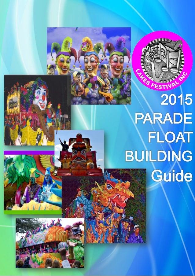 Float Building Guide