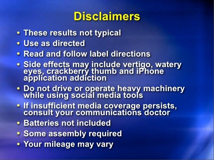 Off-Label Uses for Social Media in Health Care Slide 3