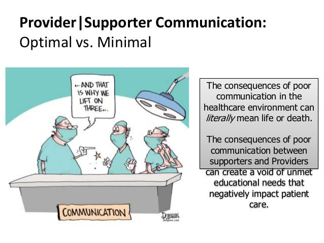 importance of communication in healthcare