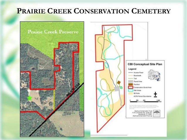 Natural Burial What Why - Conservation cemetery map us
