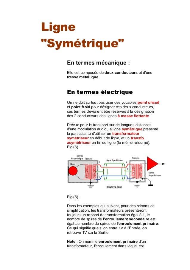 """Ligne """"Symétrique"""" En termes mécanique : Elle est composée de deux conducteurs et d'une tresse métallique. En termes élect..."""