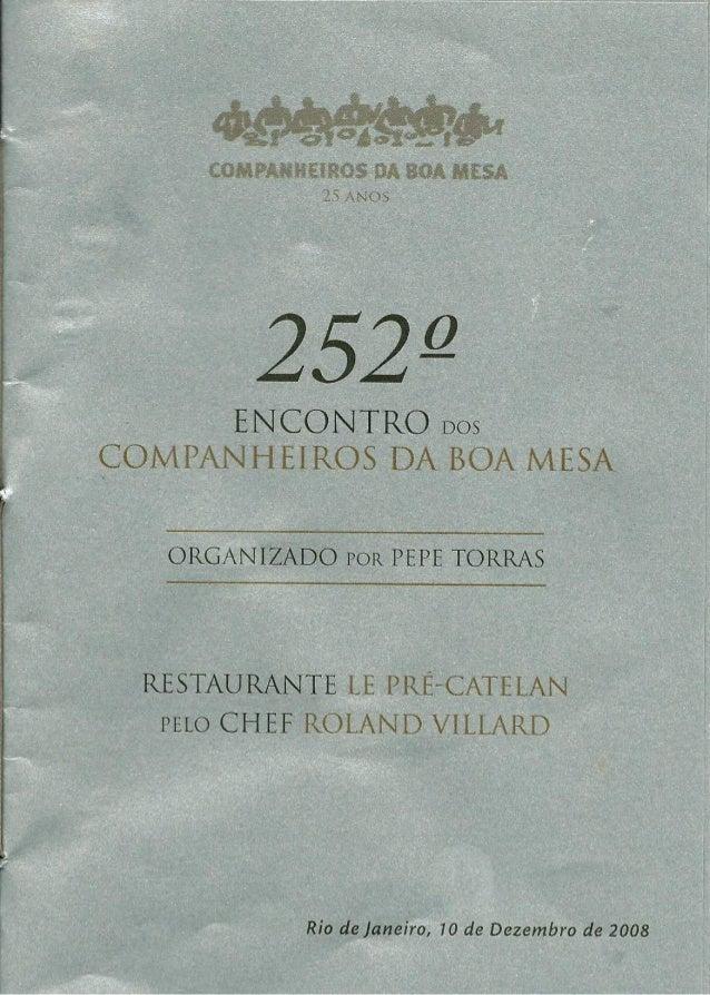 CBM - Encontro 252 - 10 12 2008