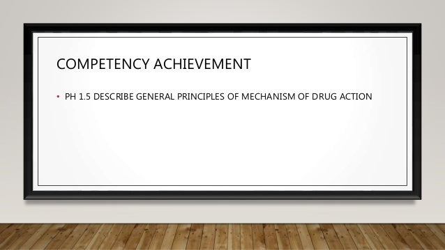 pharmacodynamics for II MBBS CBME satya 2021 Slide 2