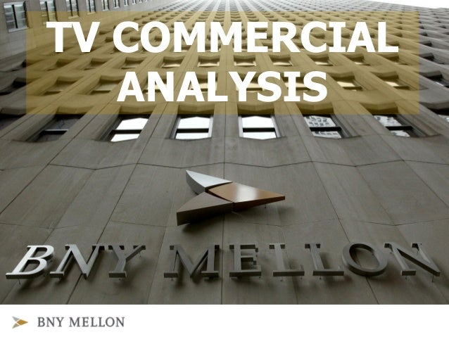 commercial analysis for bny mellon