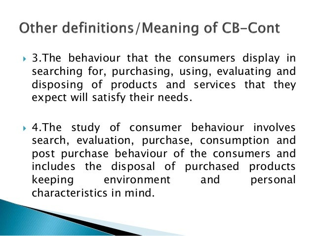 research of marketing behaviour The aim of the present study is to try to understand the behaviour  tempting to  achieve efficient decisions regarding the marketing mix- ture adcock (2000).
