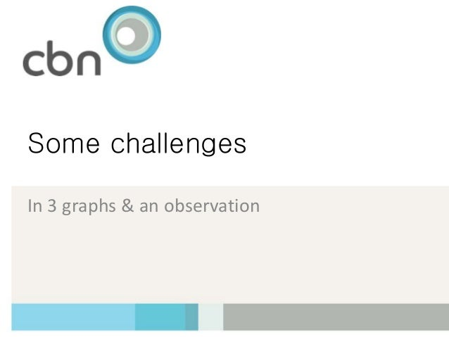 Some challenges In 3 graphs & an observation