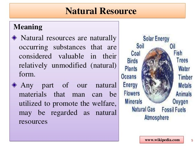 Community based natural resource management for Meaning of soil resources
