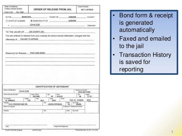 Cash Bond Online