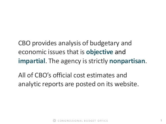 CBO's Contributions to Fiscal Transparency Slide 2