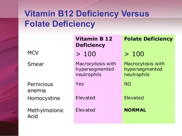 Cbp (3)complete blood picture B12 Deficiency Smear
