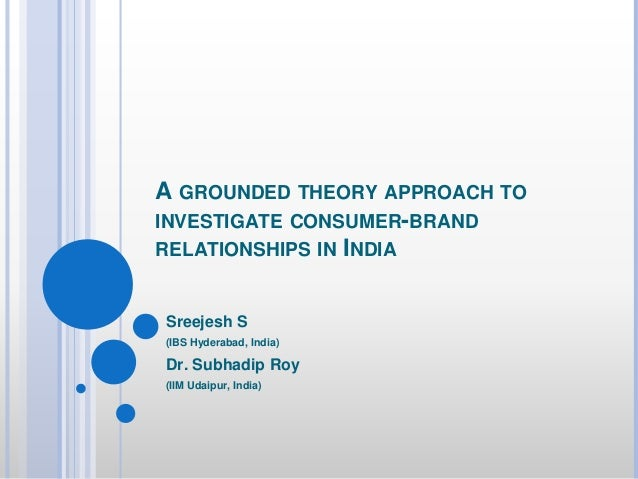 consumer brand relationship theory and leadership