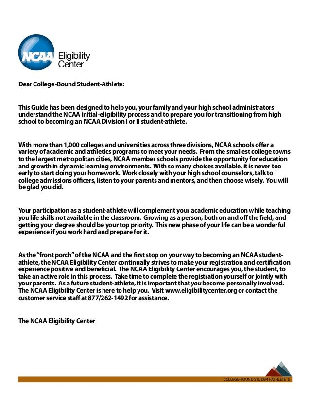 Printables Ncaa Eligibility Worksheet ncaa eligibility center 5