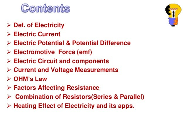 define heating effect of electric current