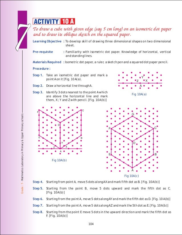 Cbse Maths ActivityClassPart