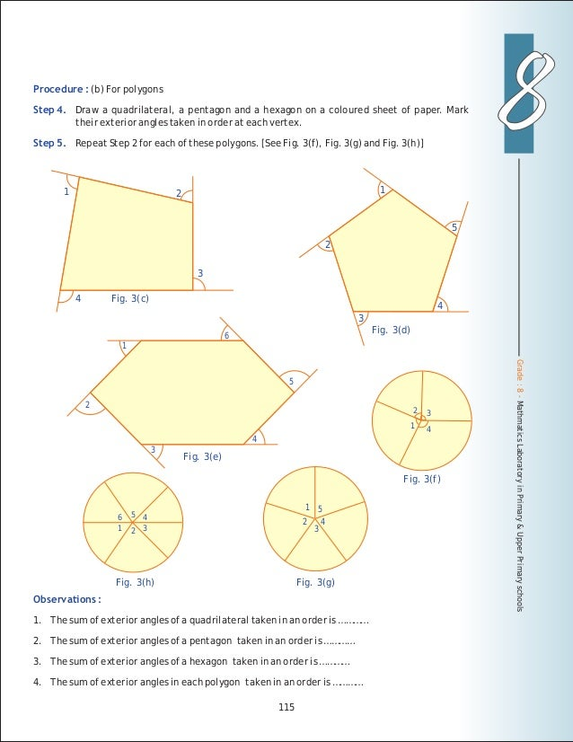 35 Exterior Angles Of A Hexagon Equal POLYGON PROPERTIES