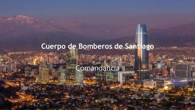 Cuerpo de Bomberos de Santiago Comandancia