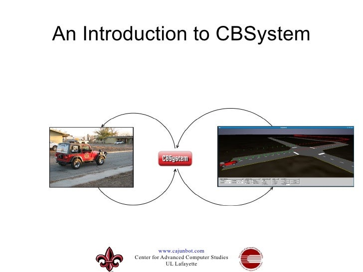 An Introduction to CBSystem