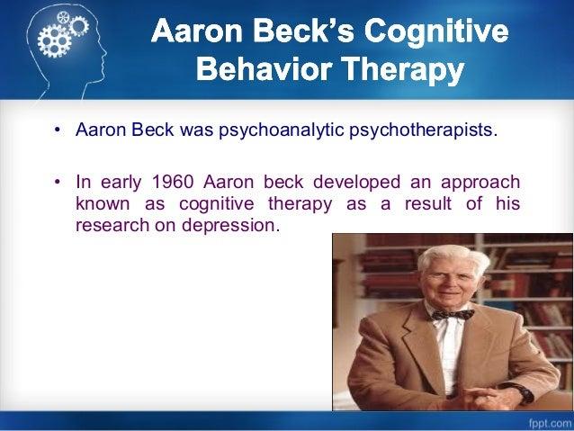 Cognitive Behavioral Therapy (CBT) Slide 3