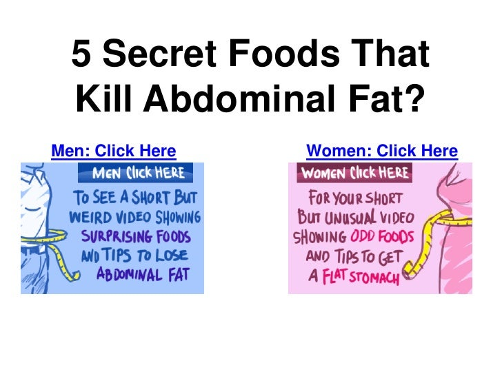 tips to reduce body fat
