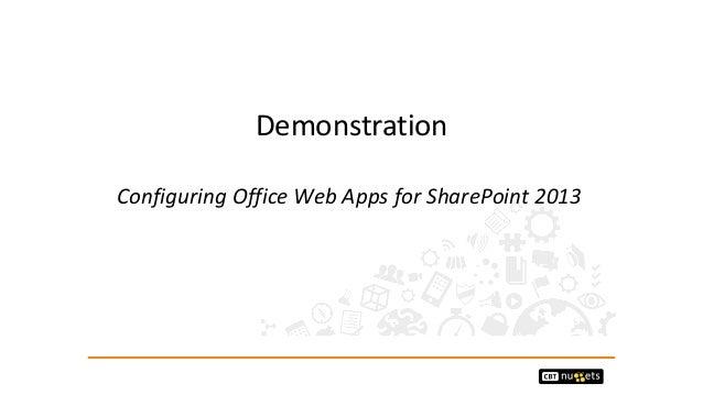 office web application server sharepoint 2013