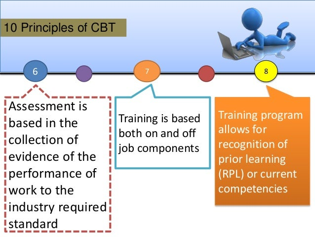 An assessment of competency based training cbt
