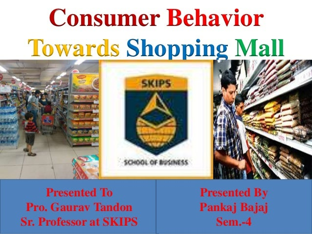 impact of promotional activities at mall on consumer s behavior at shopping malls Entertainment events in shopping malls profiling passive and active this paper presents an empirical framework for operationalizing passive versus active participation in the context of shopping mall entertainment from nine activities operationalizing passive versus.