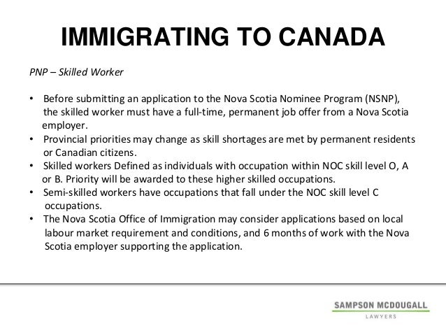Cbu Immigration Presentation October 22 2014