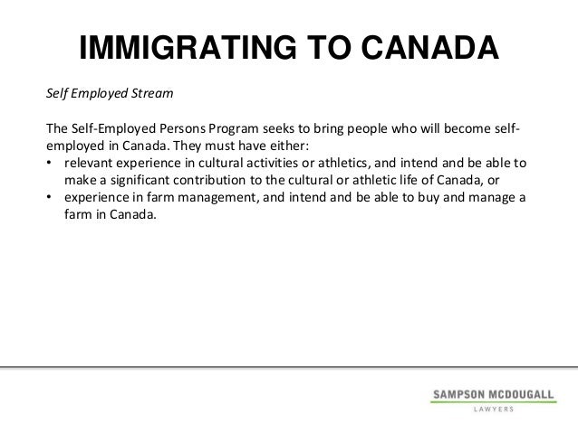 Sample Employment Letter For Immigration Canada The Problem