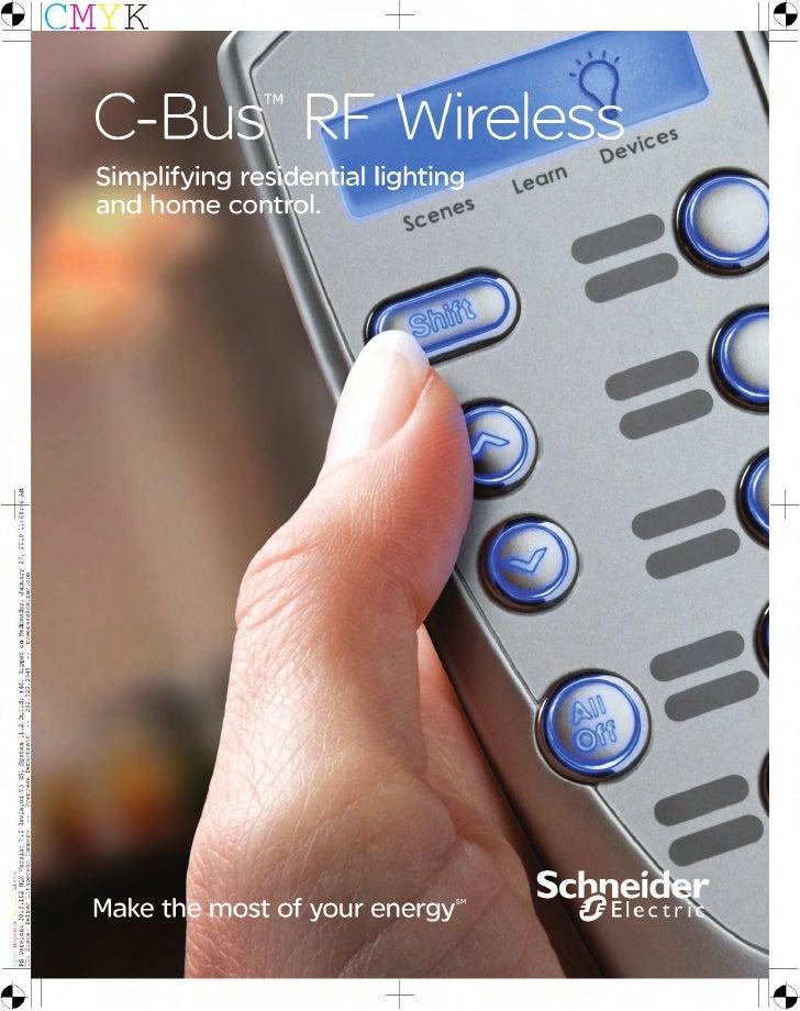 C Bus RF Wireless