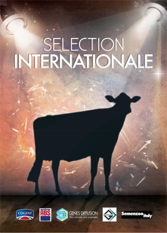 Numéro 1 mondial en Avril 2014 pour : Net Merit 1047 / GTPI 2625 / GLPI 3511. Père à taureaux international. Famille de la...