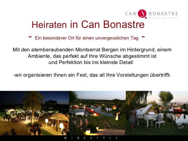 Heiraten  in Can Bonastre -  Ein besonderer Ort für einen unvergesslichen Tag  -  <ul><li>Mit den atemberaubenden Montserr...