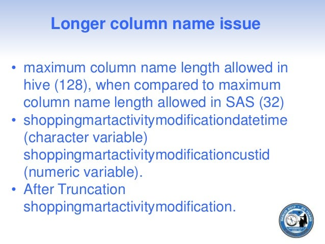 Dictionary coumns is your friend while appending or moving data