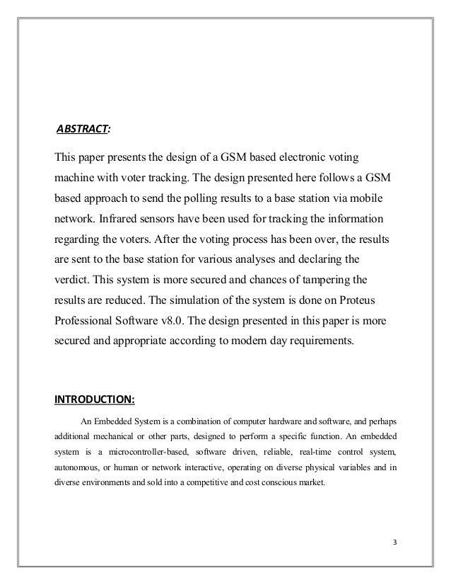 Gsmbasedvotingsystem