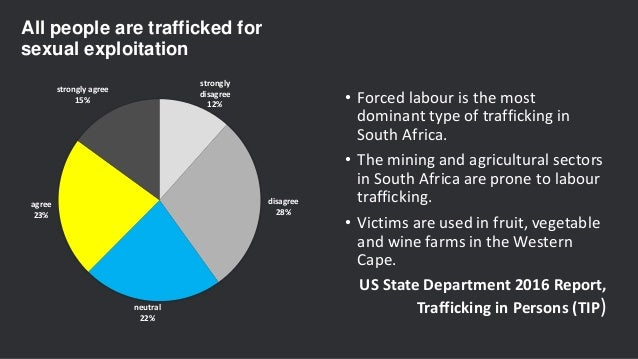 human trafficking in south africa Human trafficking and the south african criminal justice system: where  the south african criminal justice system,  trafficking strategies in south africa.