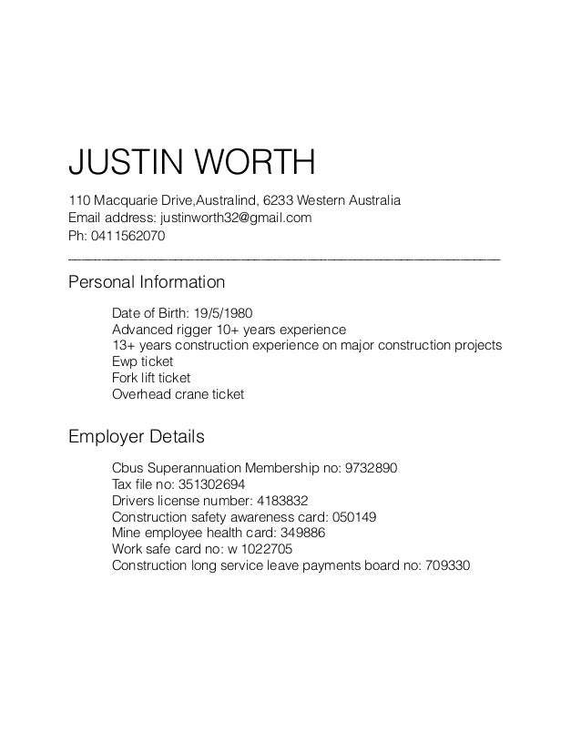 updated resume december 2015