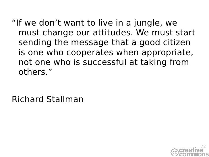 """<ul><li>""""If we don't want to live in a jungle, we must change our attitudes. We must start sending the message that a good..."""