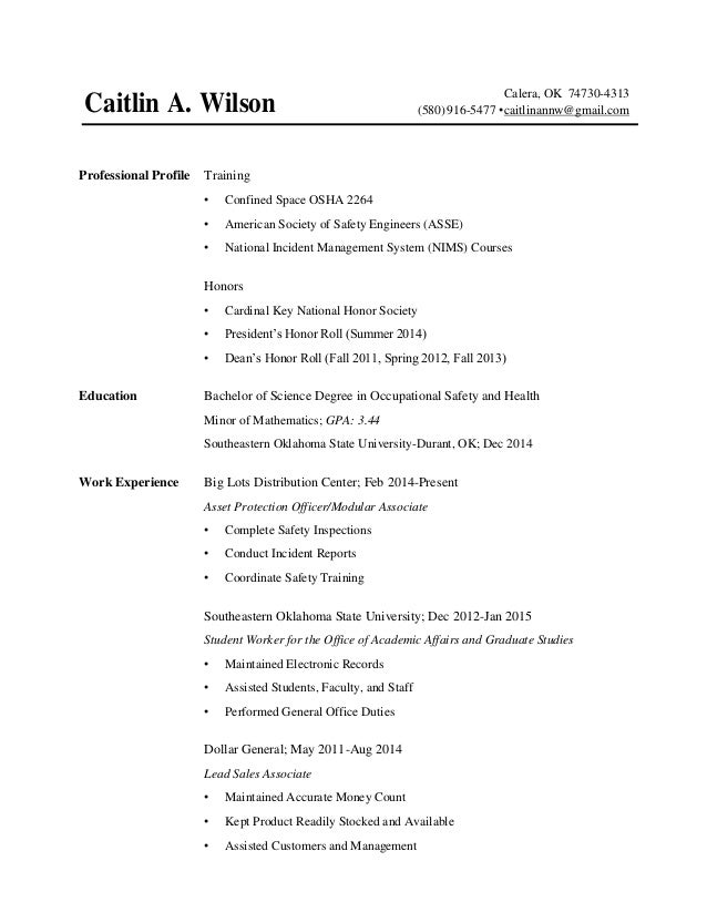 address in resume - Resume Address