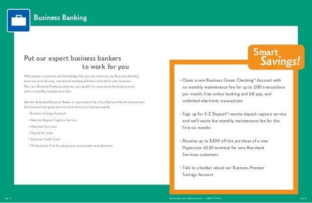 Citizens Bank Celebrate Summer Catalog