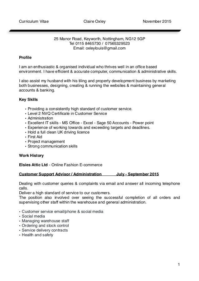 claire oxley cv november 2015 pdf